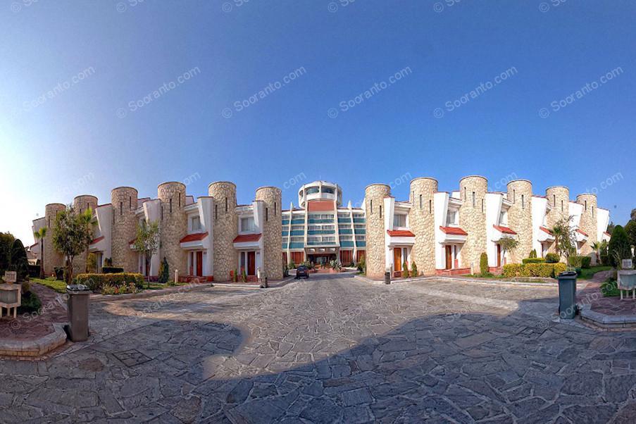 عکس سالن هتل نارنجستان 2763