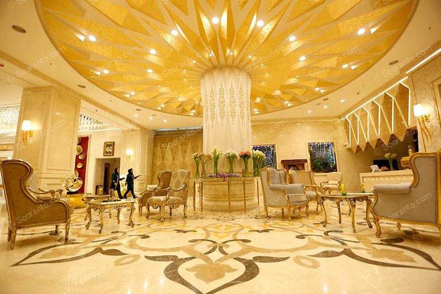 عکس سالن هتل الماس 2 2805