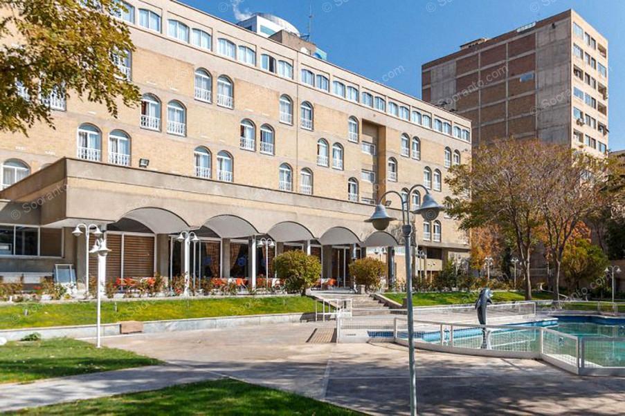 عکس سالن هتل بین المللی 2971