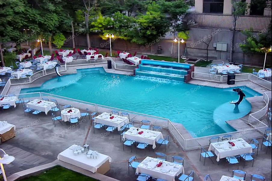 عکس سالن هتل بین المللی 2978