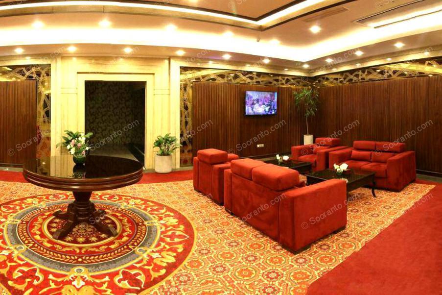 عکس سالن هتل پارسیس 3279
