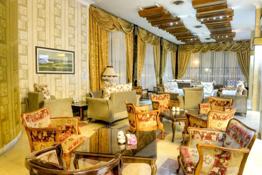 عکس سالن هتل بزرگ استقلال 3614
