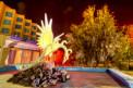 عکس سالن هتل بزرگ استقلال 3613