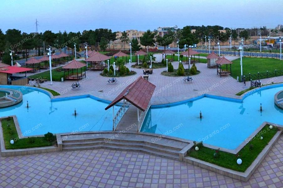 عکس سالن هتل زنبق 3017