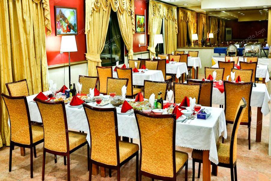 عکس سالن هتل لاله 3177