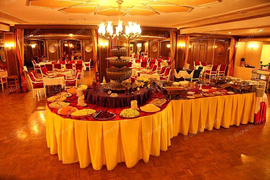 عکس سالن هتل پارسیان عالی قاپو 3071