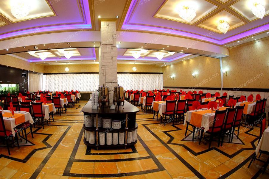 عکس سالن هتل پارسیان 3791