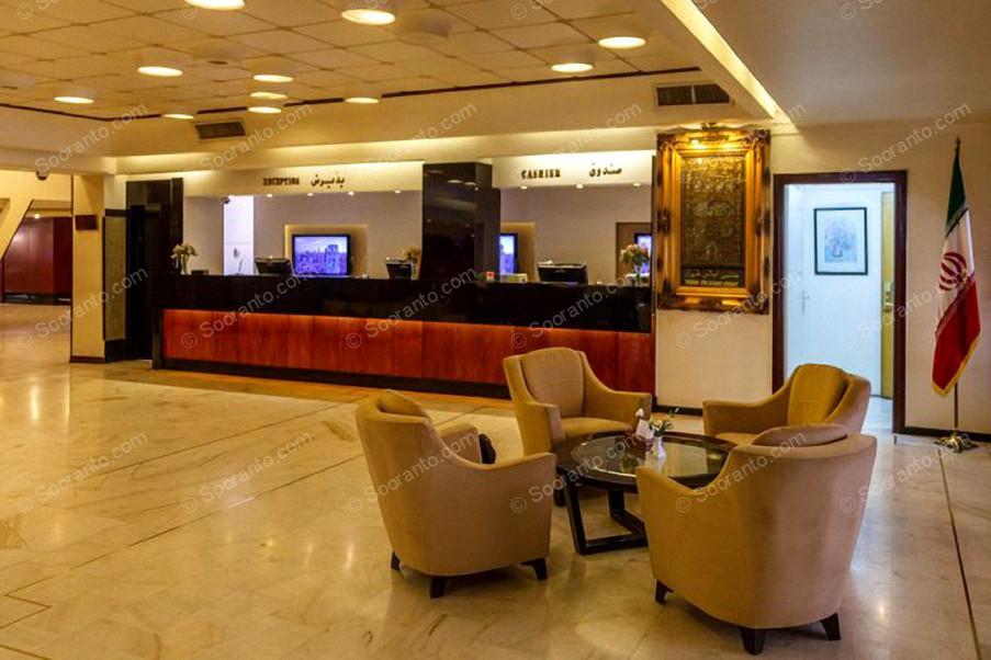 عکس سالن هتل بزرگ 3413