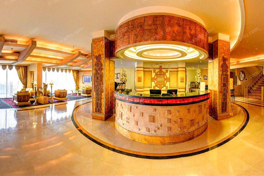 عکس سالن هتل امیرکبیر 3572
