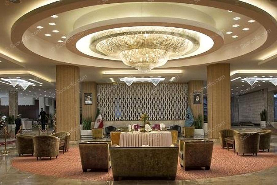 عکس سالن هتل هما 1 3757