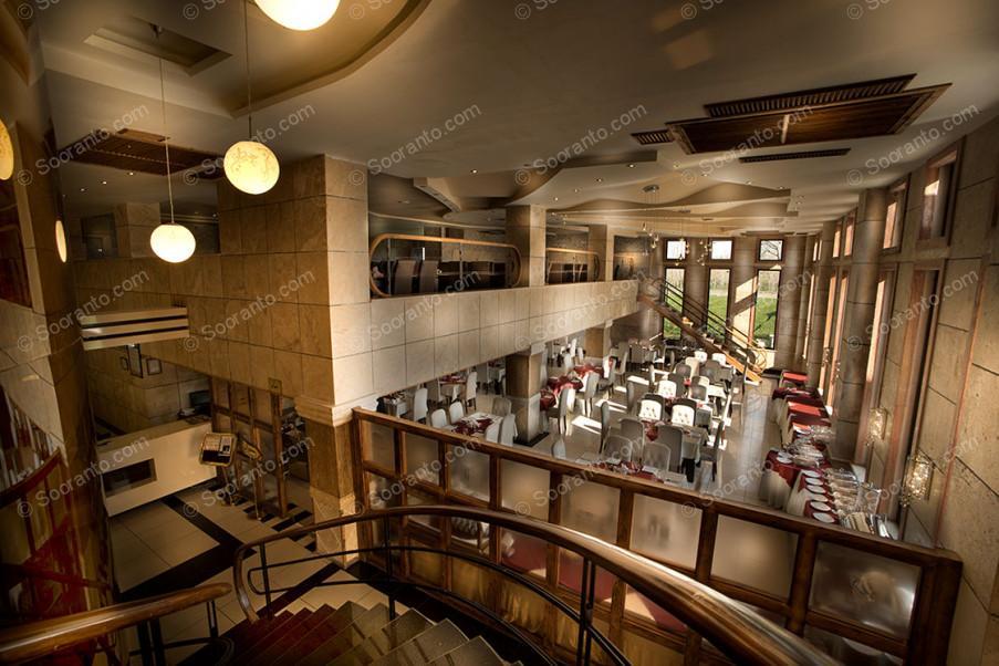 عکس سالن هتل معین 3801