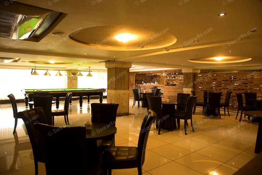 عکس سالن هتل معین 3805