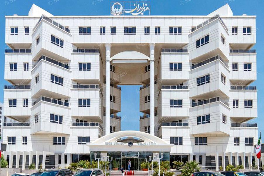 عکس سالن هتل ایران 3904