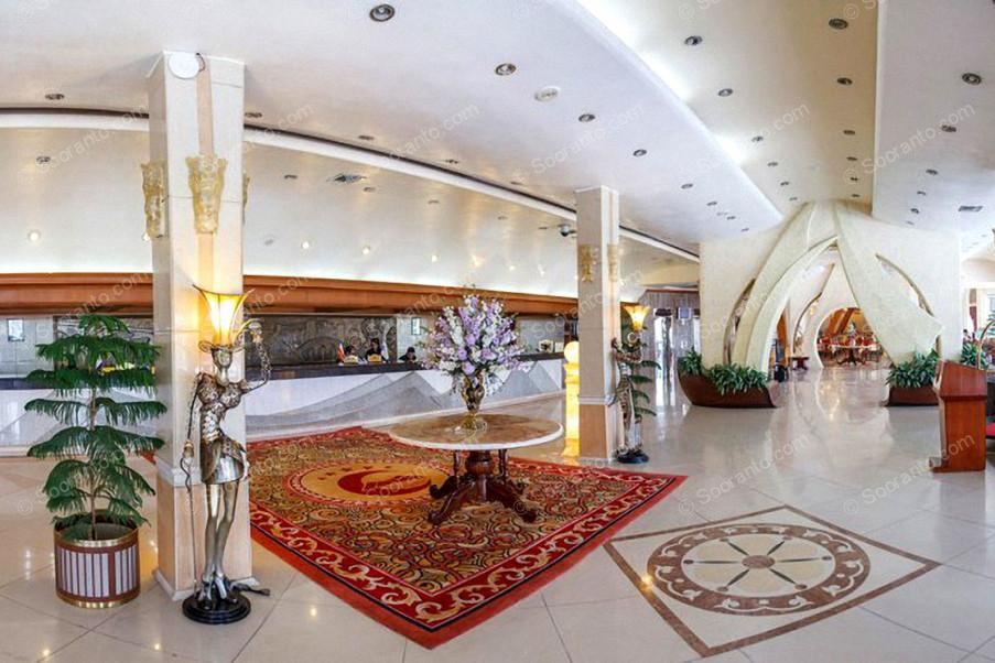 عکس سالن هتل پارمیس 3953