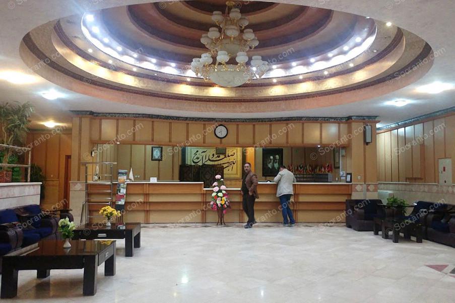 عکس سالن هتل زاگرس 4103