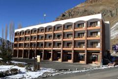 هتل جهانگردی (مجتمع بین المللی) دیزین کرج