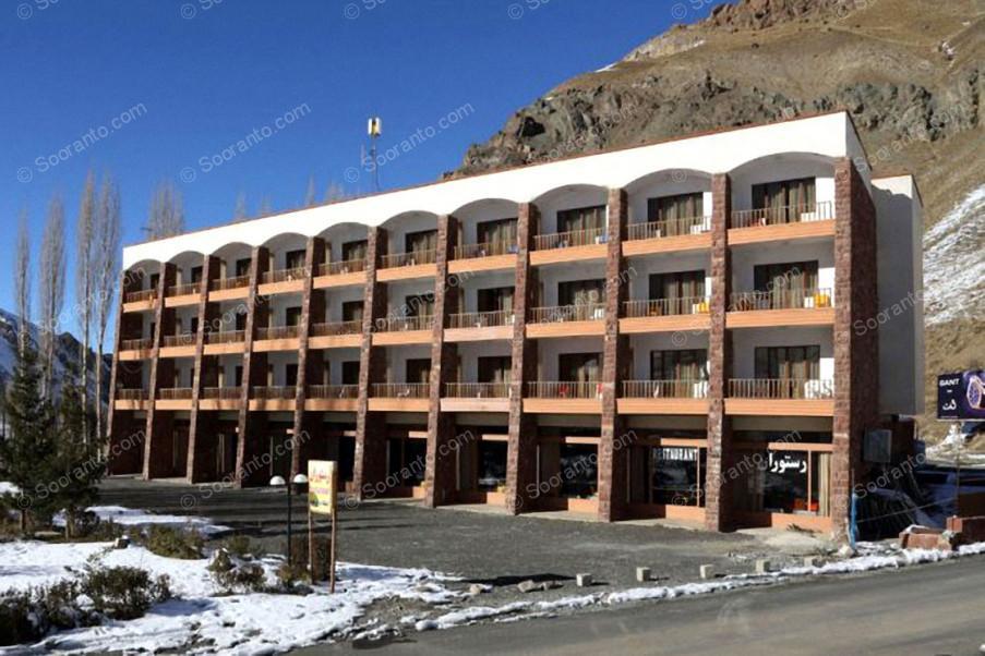 عکس سالن هتل جهانگردی (مجتمع بین المللی) دیزین 3989