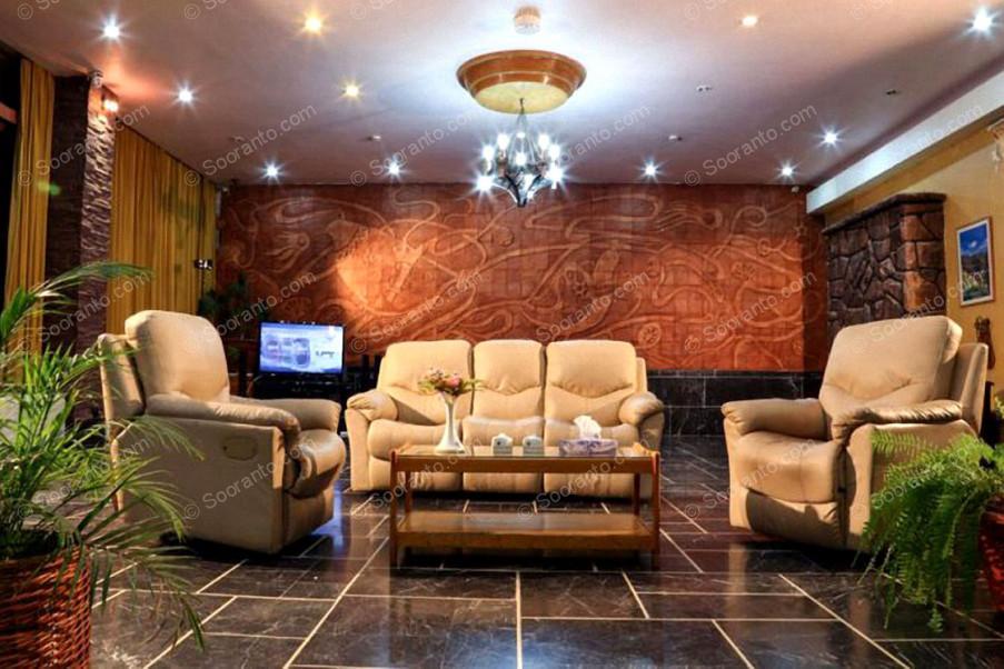 عکس سالن هتل جهانگردی (مجتمع بین المللی) دیزین 3992