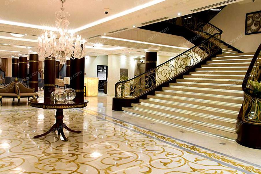 عکس سالن هتل مریم 4048