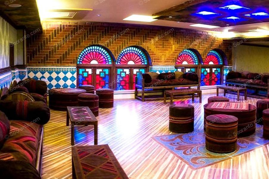 عکس سالن هتل کریم خان 4095