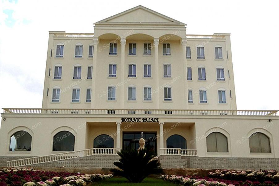 عکس سالن هتل قصر بوتانیک 4148