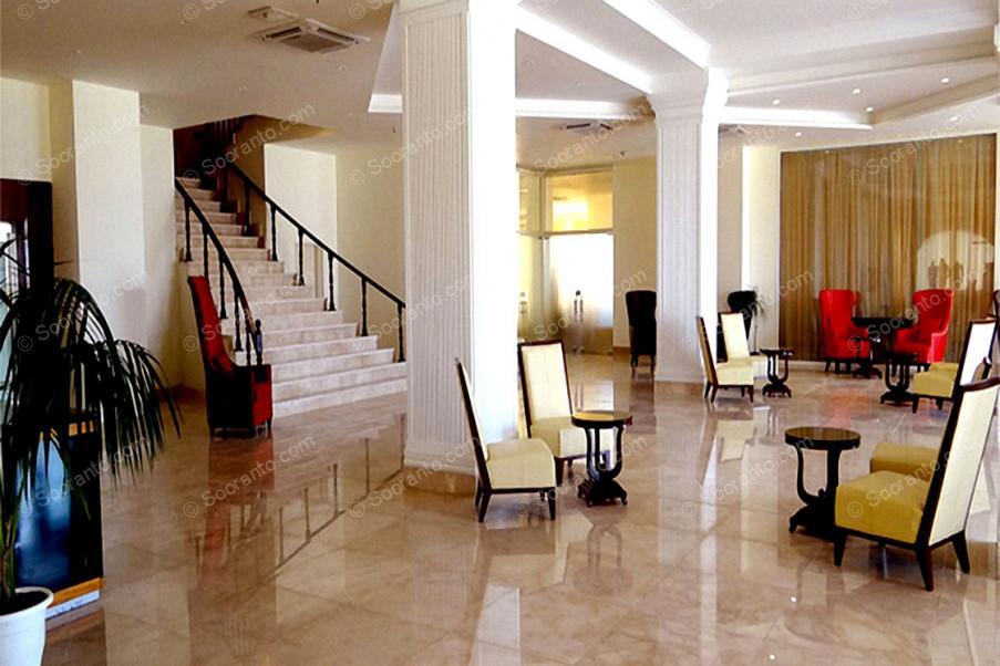 عکس سالن هتل قصر بوتانیک 4150
