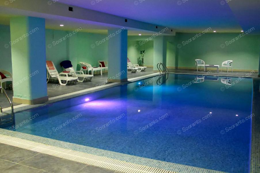 عکس سالن هتل قصر بوتانیک 4152