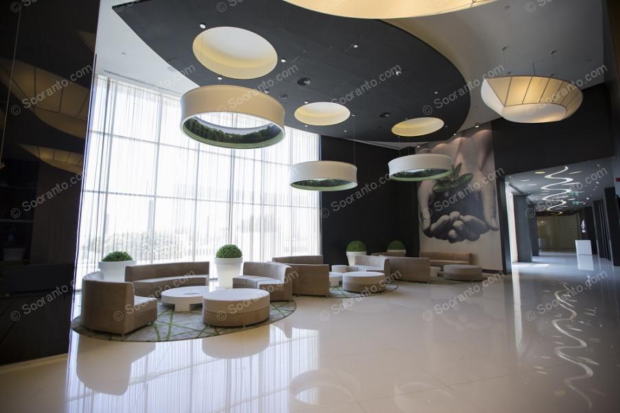 عکس سالن هتل نووتل 4341