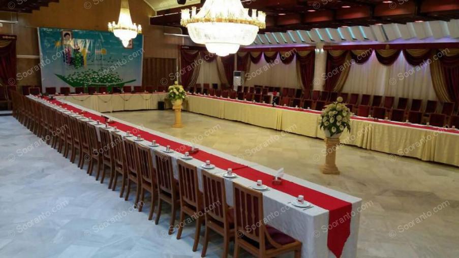 عکس سالن هتل جم 4304