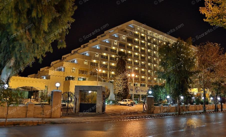 عکس سالن هتل هما  4469