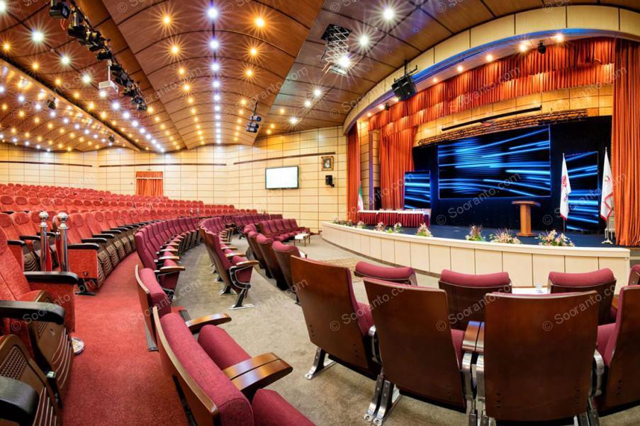 عکس سالن سالن همایش های بین المللی هتل المپیک 2098