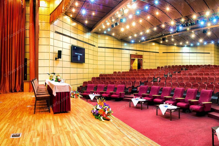 عکس سالن سالن همایش های بین المللی هتل المپیک 2099