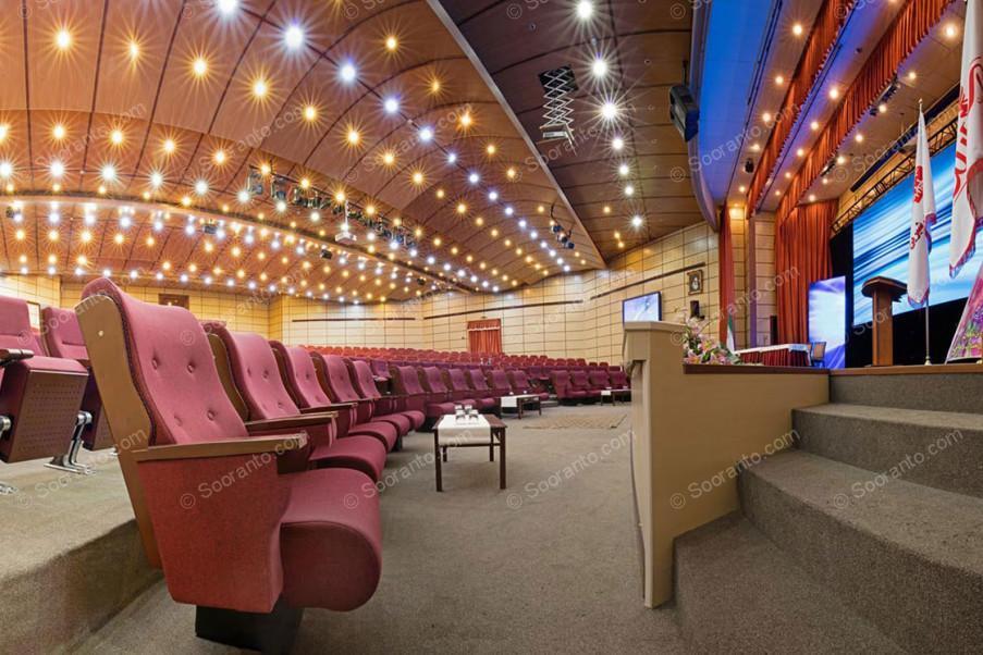 عکس سالن سالن همایش های بین المللی هتل المپیک 2100