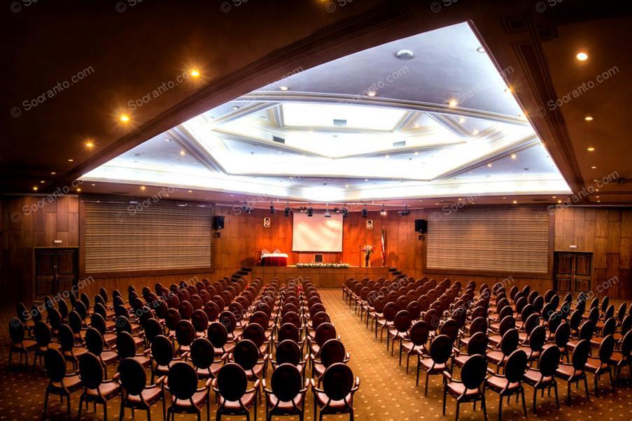 عکس سالن سالن هگمتانه هتل المپیک 2077