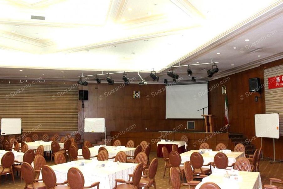 عکس سالن سالن هگمتانه هتل المپیک 4147