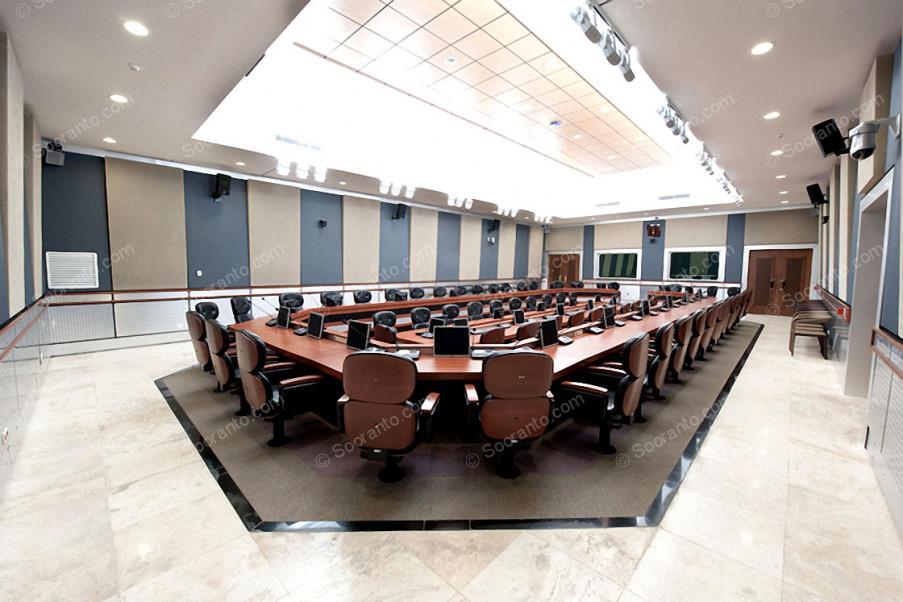 عکس سالن سالن رازی مرکز همایش های بین المللی 3842