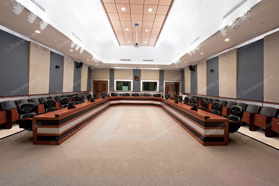 عکس سالن سالن خوارزمی مرکز همایش های بین المللی 3840