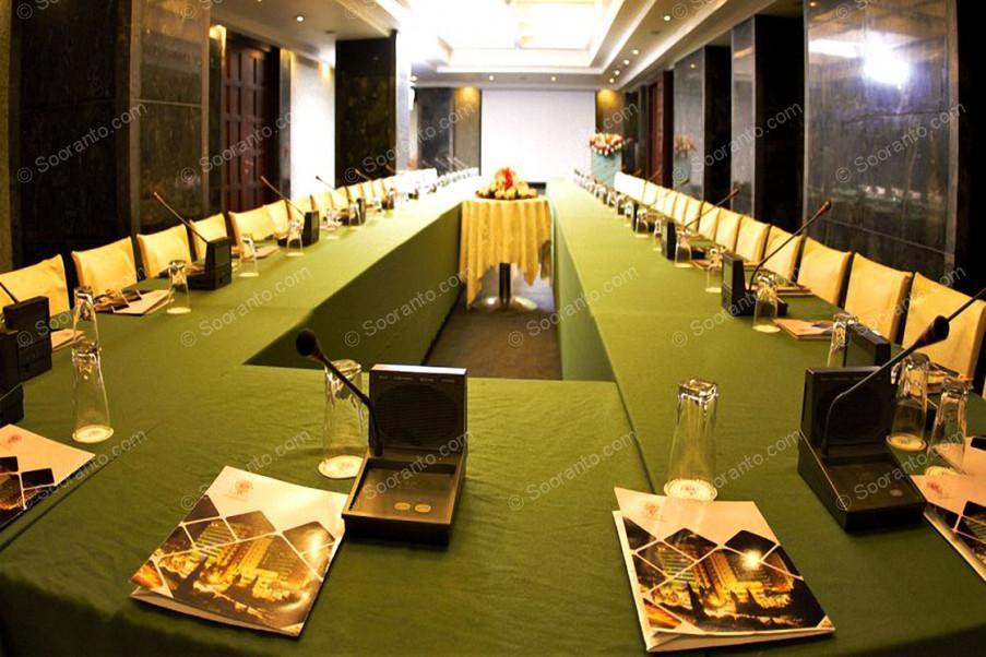 عکس سالن سالن همایش برلیان هتل بین المللی پارس 2165