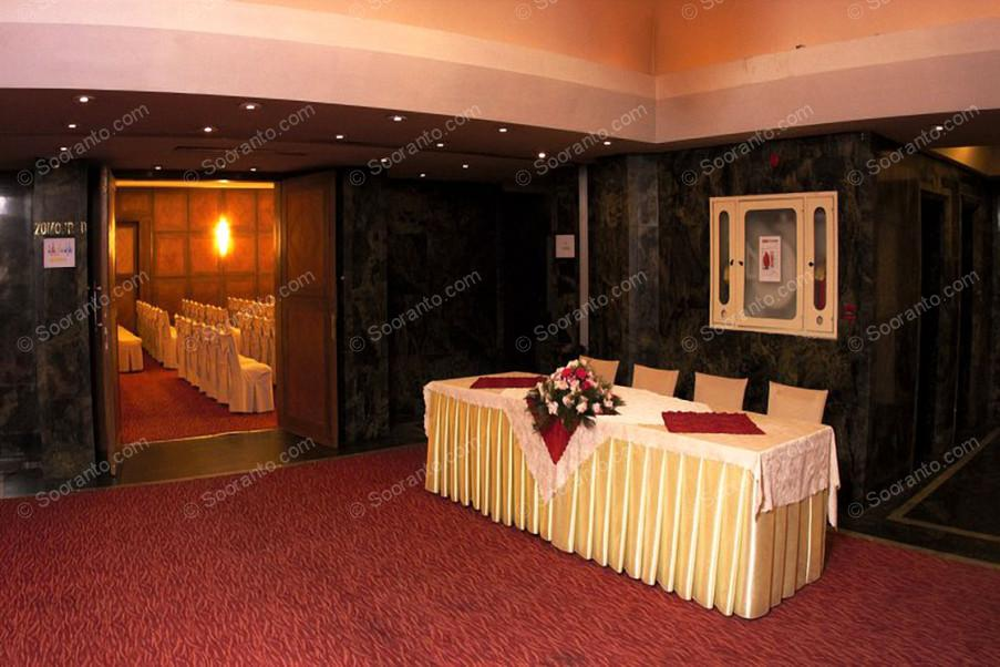 عکس سالن سالن همایش زمرد هتل بین المللی پارس 2167
