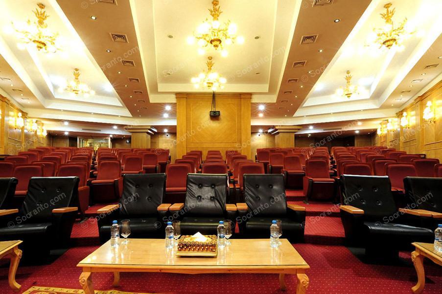 عکس سالن سالن آمفی تئاتر آذین هتل بین المللی قصر طلایی 2148