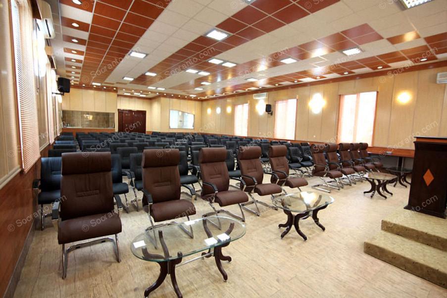 عکس سالن مرکز همایش نگین هتل بزرگ ارم 2467