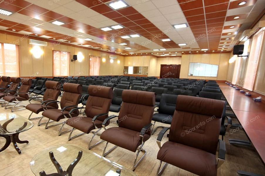 عکس سالن مرکز همایش نگین هتل بزرگ ارم 2468