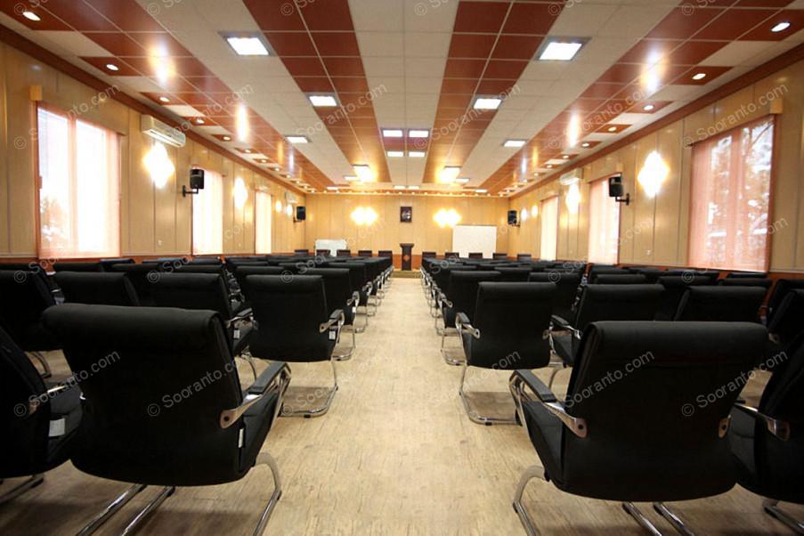 عکس سالن مرکز همایش نگین هتل بزرگ ارم 2469