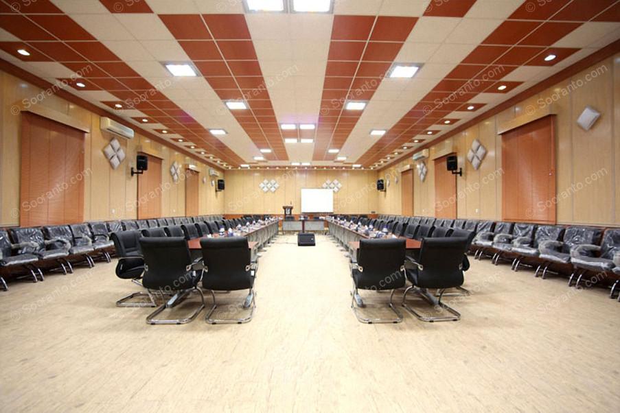 عکس سالن مرکز همایش نگین هتل بزرگ ارم 2472