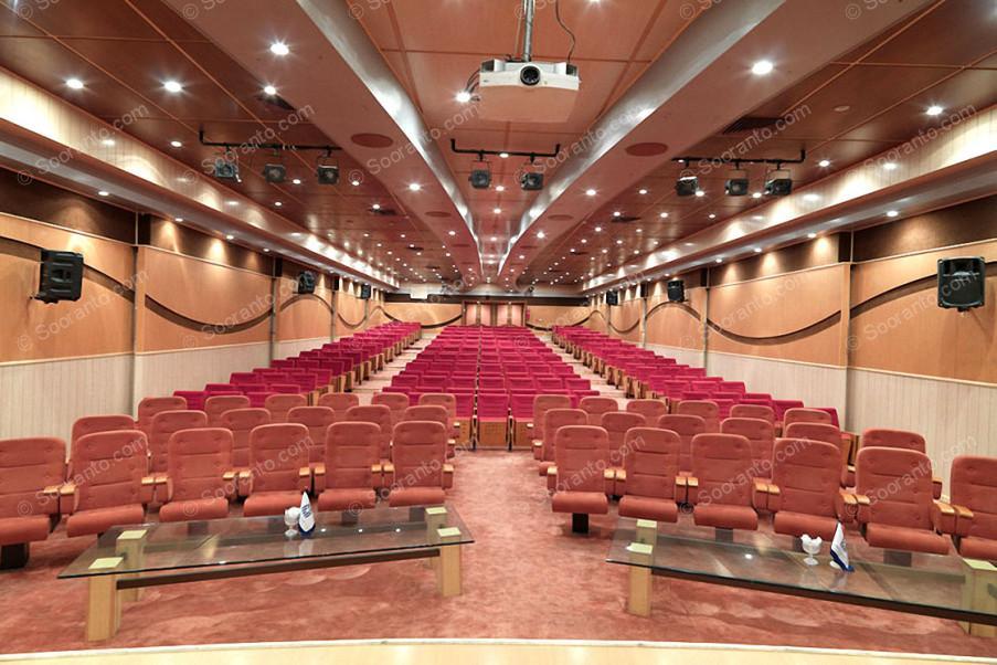 عکس سالن سالن کوه نور هتل بین المللی بزرگ فردوسی 2683