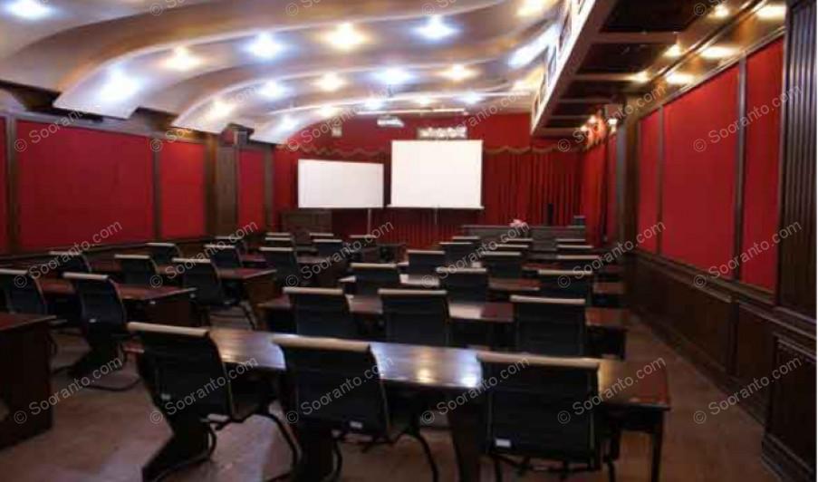 عکس سالن تالار جابربن حیان کانون اسلامی انصار مرکز 4438