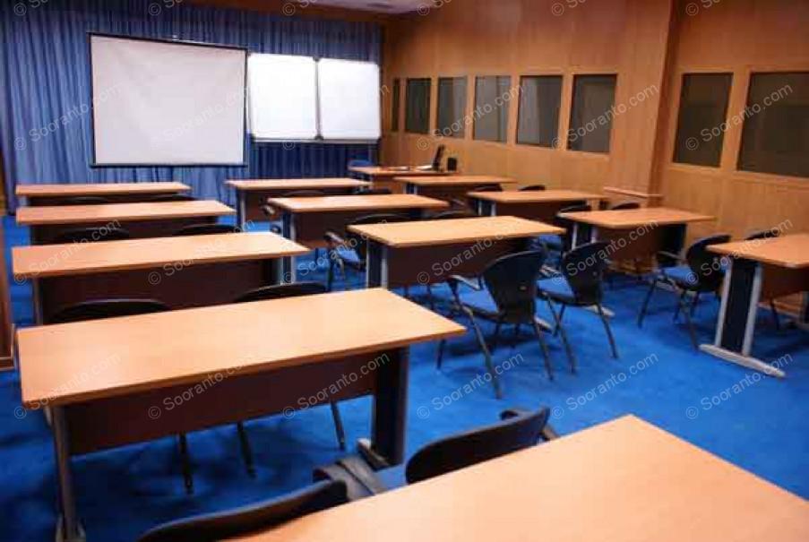 عکس سالن سرای زکریای رازی کانون اسلامی انصار مرکز 4444