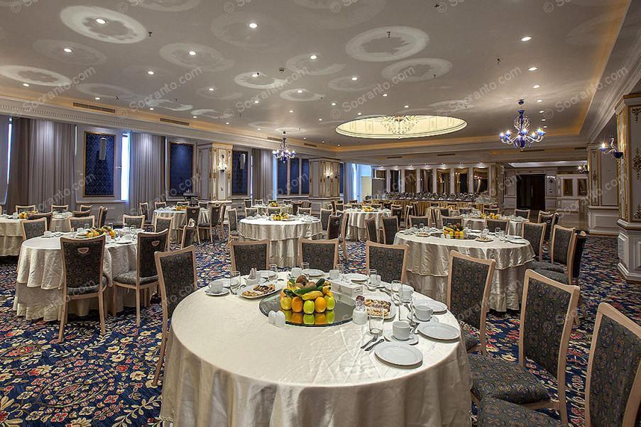 عکس سالن تالار ایوان هتل اسپیناس پالاس 2217