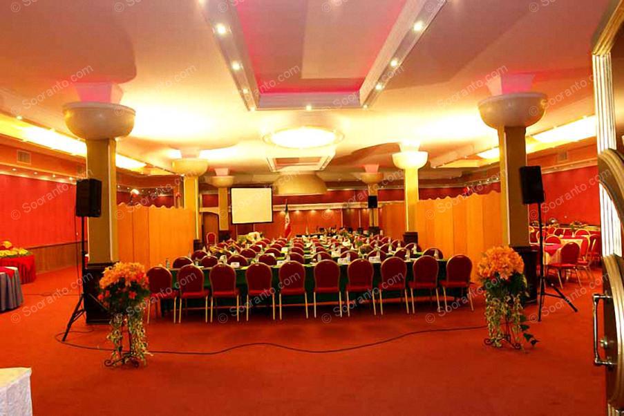 عکس سالن سالن یاقوت باغ تالار ماهان 3643