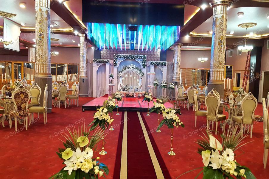 عکس سالن سالن مراسم تالار آناهیتا 3557